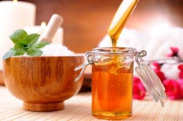 honey skincare