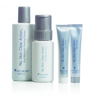 Nu Skin Clear Action Acne Medication