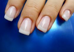 short square nails