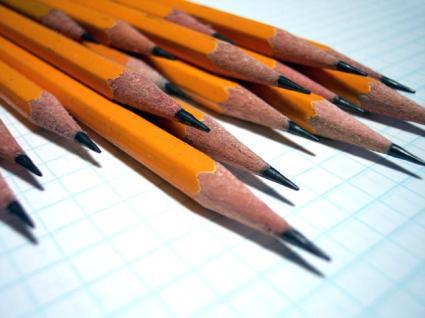 Pencil leads are graphites