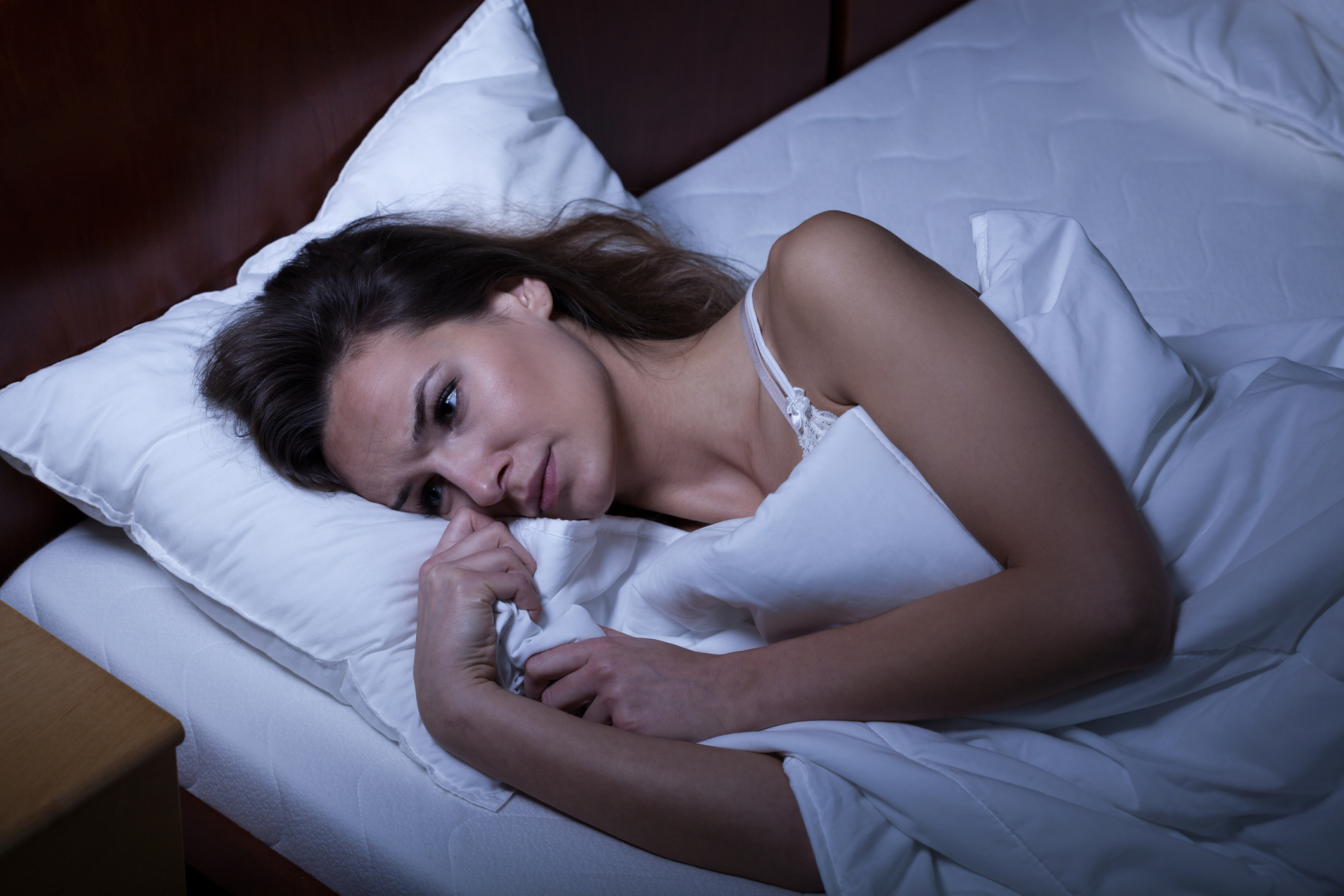What are some sleep disorders that can cause body spasms?