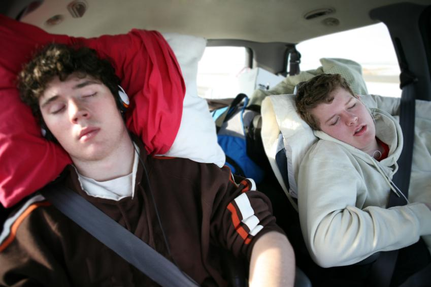 Slide Teen Can Sleep 115