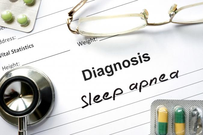 Sleep apnea diagnosis