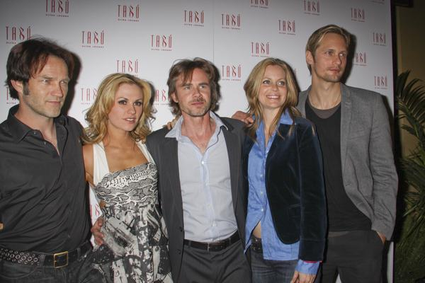 true blood cast. The True Blood Cast