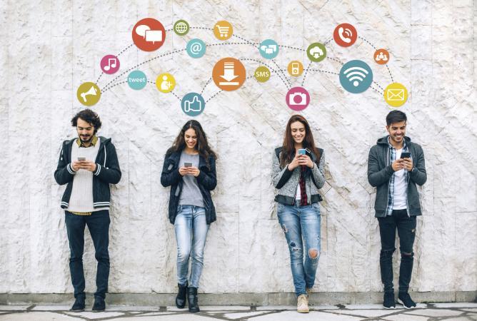Social Networking Boom