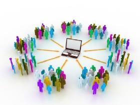 Networking with People Online