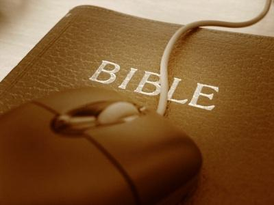 Blogging the Bible