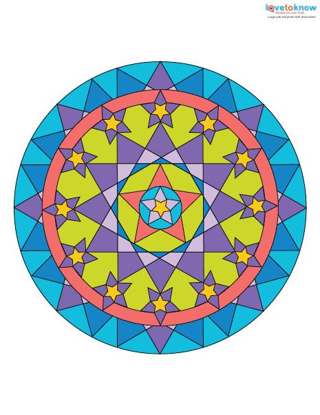 mandalas for meditation and coloring on nature mandalas coloring book (design originals)