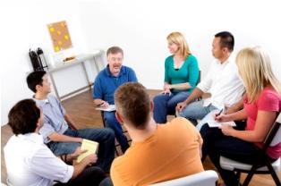 Stress management group