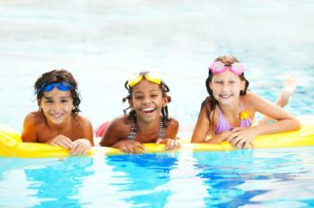 exercise children swimming - Exercise Pictures For Kids