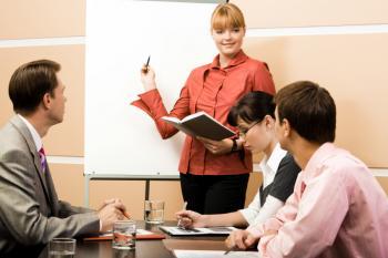 Teaching a Stress Management Class