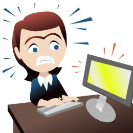 Clip Art Stress Clipart funny stressful clip art computer stress