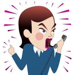 Clip Art Angry Clip Art angry people clip art on the phone