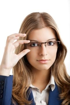 Targeting your designer eyeglasses search to include only the styles you are