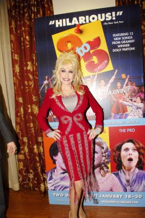 Dolly Parton in a bikini is a titillating thought to many fans, ...