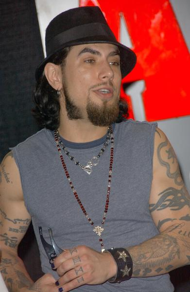 Photographs of celebrity tattoos slideshow for Dave navarro tattoo work