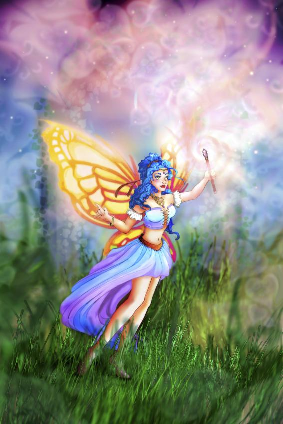 Magical Fairy Pictures 42