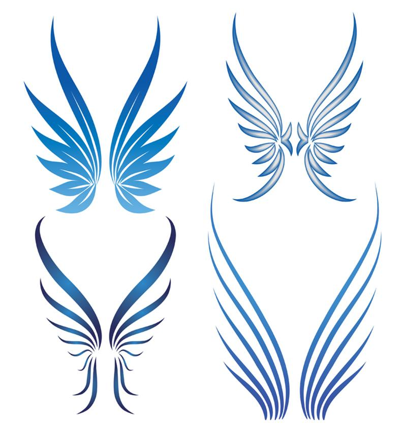 Tattoo Designs Wings: Angel Wings Tattoos Design Photos [Slideshow]