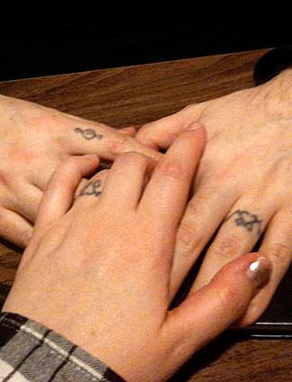 Ring finger tattoo for Ring finger tattoos