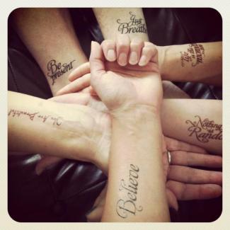 Conscious Ink Tattoos