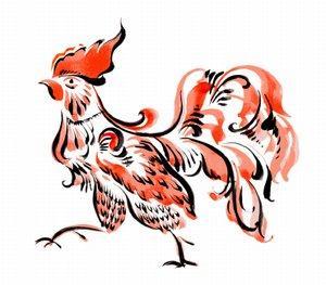 rooster tattoos. Black Bedroom Furniture Sets. Home Design Ideas