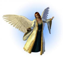 Galria Tetovanie Anjel
