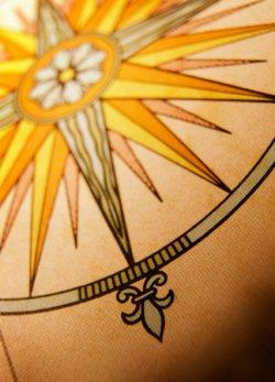 Compass Pointing East Tattoo Compass Rose Tattoos