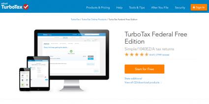 TurboTax Federal Free Edition