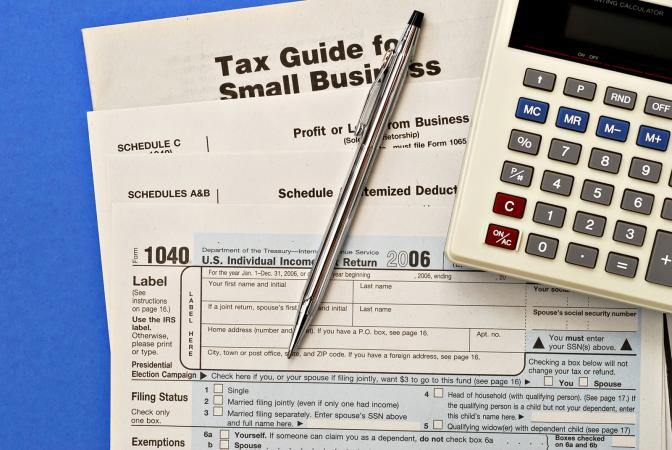 Tips on Using the IRS Schedule C – Self Employed Income Calculation Worksheet