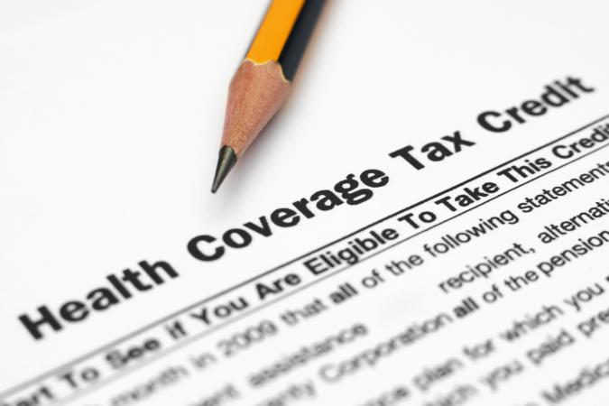 Health tax credit