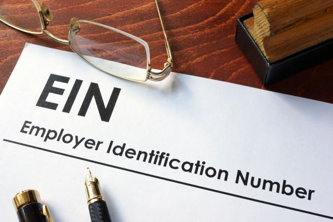 EIN Employee Identification Number