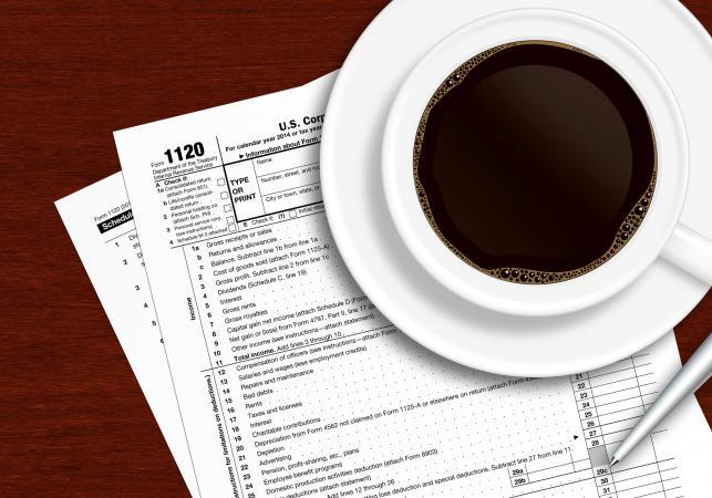 tax form 1120