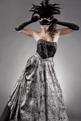 Masquerade Prom Theme Dresses - Long Dresses Online