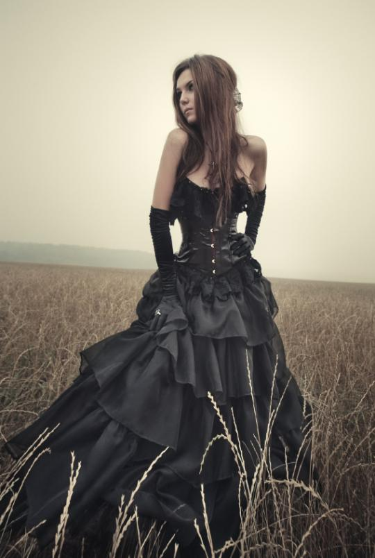 Reviews of different dresses black prom dress gothic