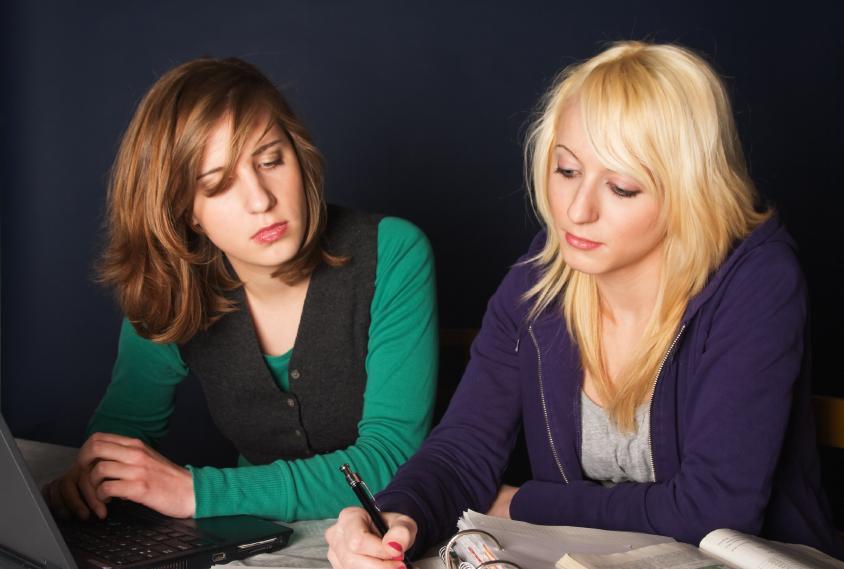 What do you do in high school creative writing class?