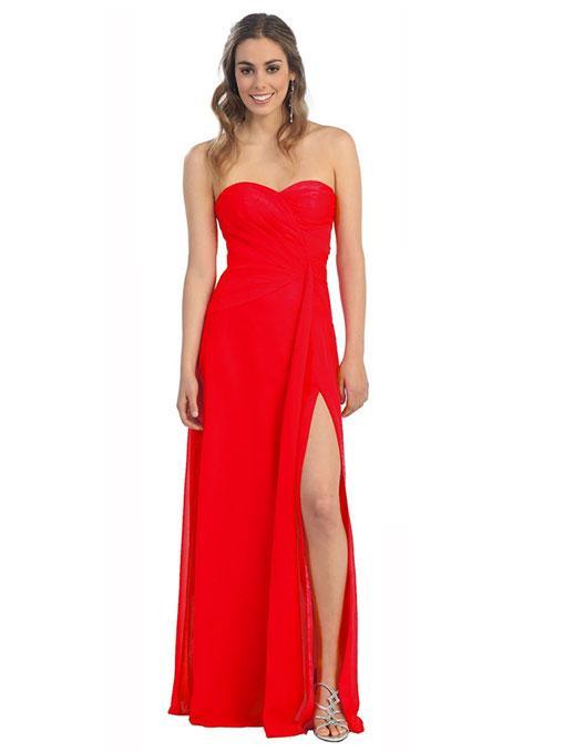 Red Prom Dresses [Slideshow]
