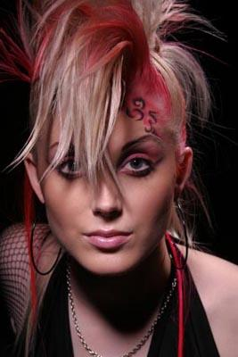 Punk Models http://teens.lovetoknow.com/Punk_Models