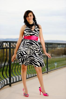 Related Keywords &amp Suggestions for Hot Pink And Zebra Dresses