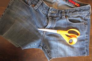 cutting shorts