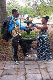 2014 DuckTape Stuck at Prom Winners