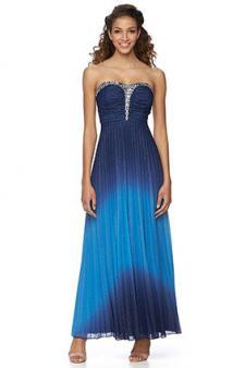 Speechless Long Pleated Dress from Kohl's