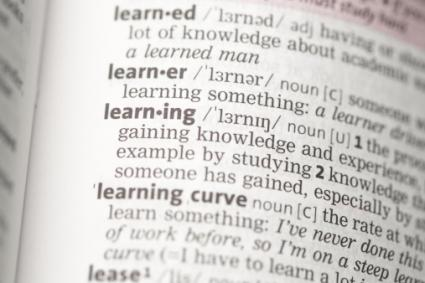 Learning definition