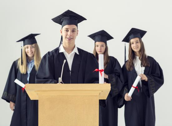 Graduation Speech Themes