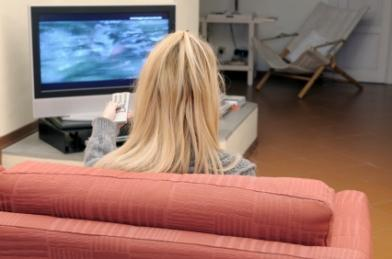 Watching tv can be bad for your health.