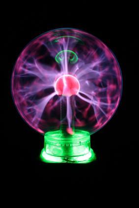 Plasma ball.