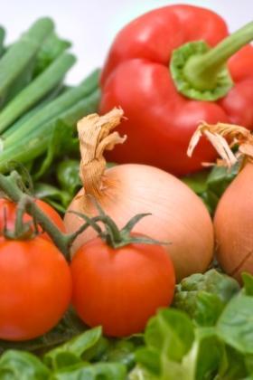bowel of vegetables