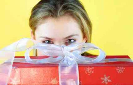 Gift giving isn't expensive!