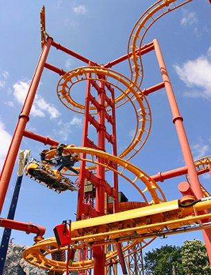 Roller Coaster Design Pictures