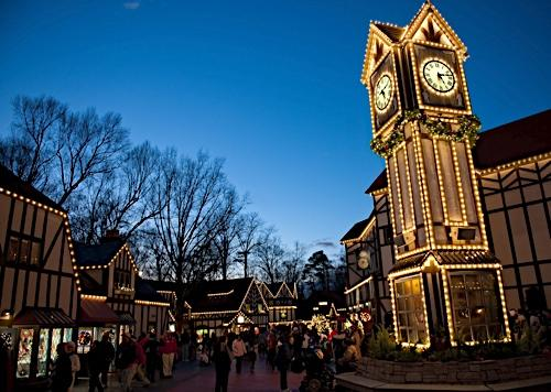 Images of Busch Gardens Christmas Town