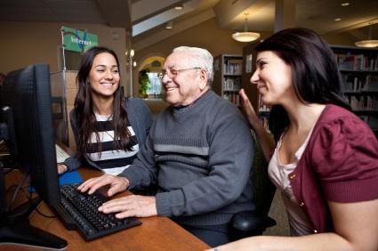 disney volunteer program helping seniors